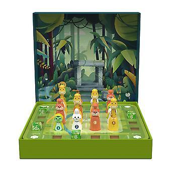 Montessori Denken Dschungel Abenteuer Team Seltsame Stein Maze dreidimensionale Sudoku Brett spiel Logik denken Puzzle Spielzeug