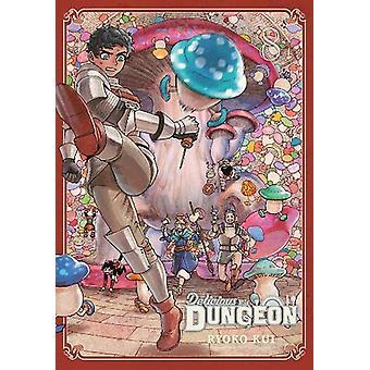 Läckert i Dungeon, Vol. 8 av Ryoko Kui (Paperback, 2020)