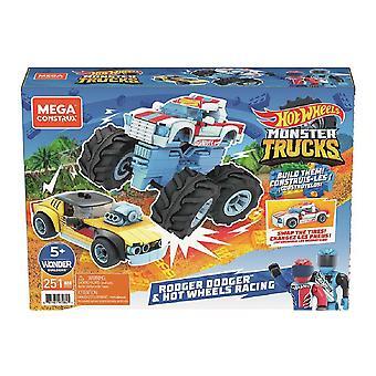 Monster Truck Rodger Dodger Mattel (251 piezas)