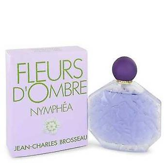 Fleurs D'ombre Nymphea By Brosseau Eau De Parfum Spray 3.4 Oz (women)