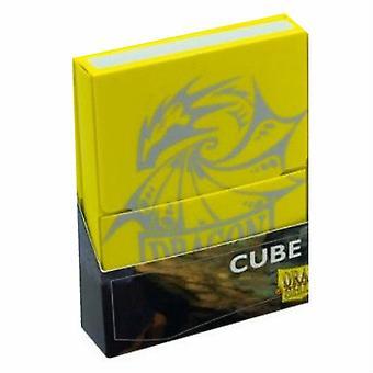 Dračí štít Cube Shell - žlutý