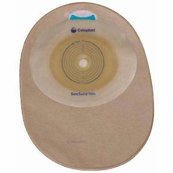 Coloplast filtrert stomipose, Maxi 8 1/2 tommer pose Størrelse / 1- 9/16 - 2 1/4 tommer stomistørrelse, 30 antall