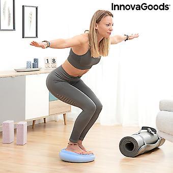 وسادة التوازن مع مضخة التضخم كوشبورت InnovaGoods
