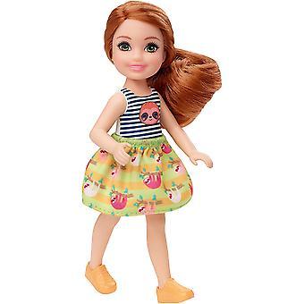 Mattel Barbie Club Chelsea 15cm Poupée - Tenue paresseuse