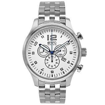 BWC Swiss - Wristwatch - Men - Quartz - 20009.50.24