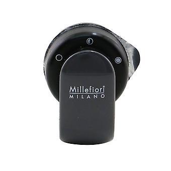 Millefiori Go Car Air Freshener - Sandalo Bergamotto (Grey Case) 4g/0.14oz