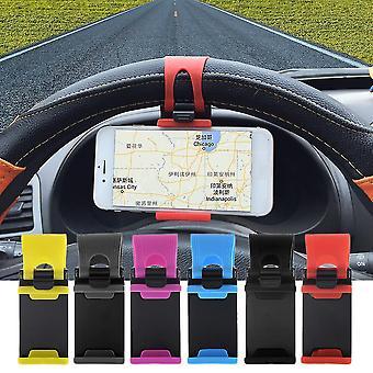 Universele auto stuurwiel fiets clip mount houder stand mount accessoires