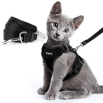 Breathable chest strap pet supplies