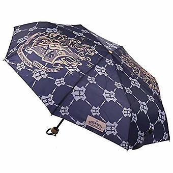 Foldable Umbrella Harry Potter Dark blue (Ø 97 cm)