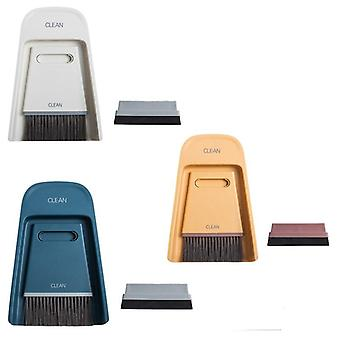 Bar cleaning brush dustpan set wet dry multipurpose broom