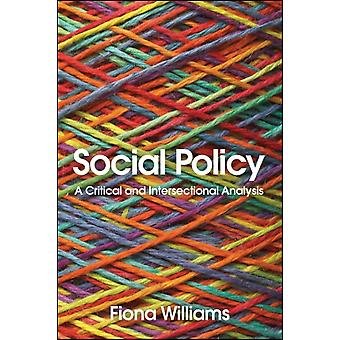Social Policy by Fiona Williams