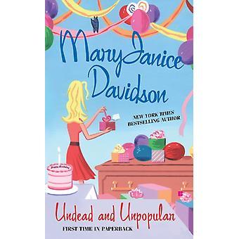 Muertos vivientes e impopulares Una reina Betsy Novela por MaryJanice Davidson
