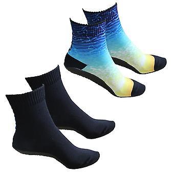 Volejbal Beach Bezproblémové rýchle cvičenie, Topánky Ponožky