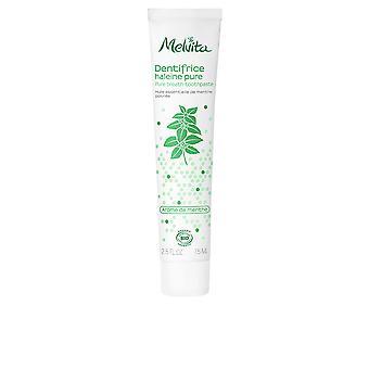 Melvita Dentifrice Haleine Pure Arome De Menthe 75 Ml Unisex