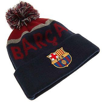 Czapka narciarska FC Barcelona