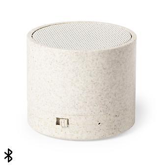 Bluetooth-kaiuttimet 3W 146540 Vehnän olki Abs