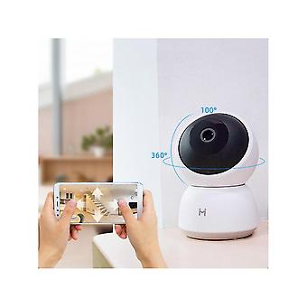 Imilab A1 3mp 1080 Hd 360 degrés Panorama Smart Home Ip Caméra Shimmer Couleur Vision Nocturne H.256 Baby Cry Moniteur