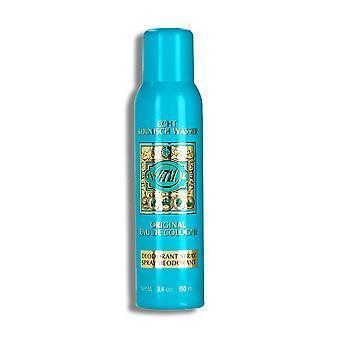 Spray Déodorant Original Eau de Cologne 4711 (150 ml)