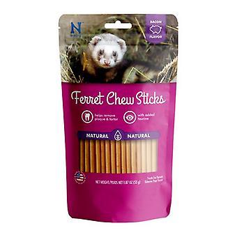 N-Bone Ferret Chew Sticks Bacon Flavor - 1.87 oz