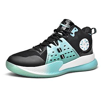 Men Sneakers Basketball Anti-Slip Training Shoes Basketball Women Green Mens High Top Basketball Shoes Fr6688