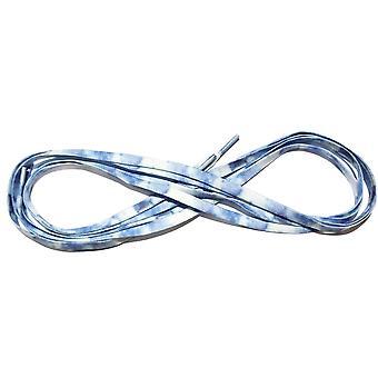 שרוכים נעליים (כחול) עניבה צבע סגנון יוניקס
