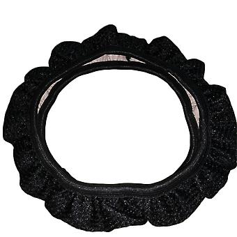 Universal Car Auto High Elasticity Steering Wheel Cover Vehicles Decoration