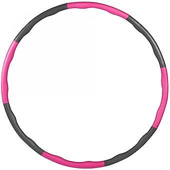 Exercice détachable Hula Hoop Réglable Pondéré Hoola Loop Fitness Sports
