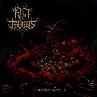 Kult of Taurus - Divination Labyrinths [CD] USA import