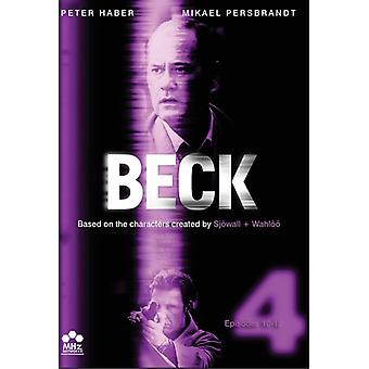 Beck - Beck: Set 4-Episodes 10-12 [DVD] USA import