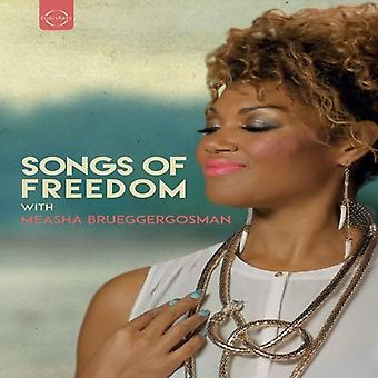 Measha Brueggergosman - Songs of Freedom [DVD] USA import