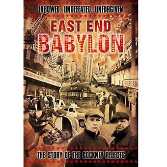 Cockney Rejects - East End Babylon [DVD] USA import