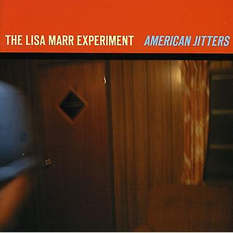 Lisa Marr Experiment - American Jitters [CD] USA import