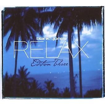 Leere & Jones - Relax Edition 3 (drei) [CD] USA import