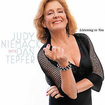 Niemack, Judy / Tepfer, Dan - Listening to You [CD] USA import