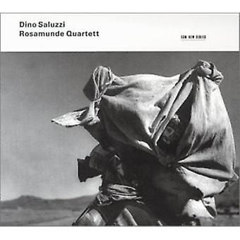 Saluzzi/Rosamunde String Qrt - Kultrum: Musik für Bandoneon & Saiten [CD] USA import