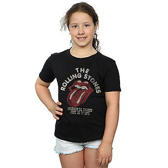 Rolling Stones Girls NYC 75 Tour T-Shirt