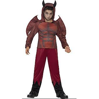 Pour enfants costumes costume de diable pour les enfants