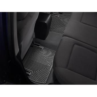 WeatherTech All-Weather Trim to Fit Rear Rubber Mats for Select Lexus/Toyota/Nissan Models (Black)