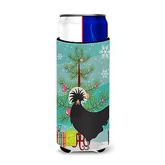 Polish Poland Chicken Christmas Michelob Ultra Hugger for slim cans