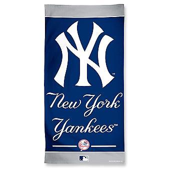 Wincraft MLB New York Yankees strand handdoek 150x75cm