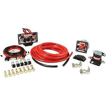 QuickCar Racing Products 50-232 Waterproof Race Car Wiring Kit