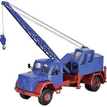 Kibri 11290 Kibri 11290 H0 Magirus Deutz Eckhauber kraanwagen