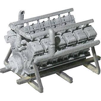 MBZ 36268 Z BR V 200 engine block Z