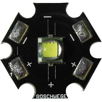 Roschwege HighPower LED Warm white 10 W 220 lm 3.1 V 1500 mA Star-W 2700-10-00-00