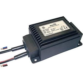 Weiss Elektrotechnik 07/056 Compact PSU transformer 1 x 230 V 1 x 12 V DC 60 W 5 A