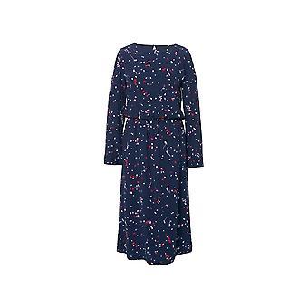 Gant GANT Fall Leaves Printed Womens Dress