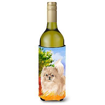 Cadere la bottiglia di vino Pomerania Beverage isolante Hugger