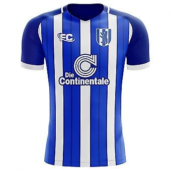 2018-2019 Hertha Berlin Fans Culture Home Concept Shirt