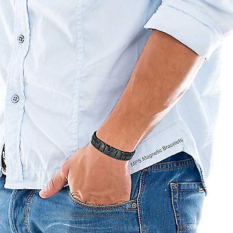 MPS® EUROPE ZOMBY Repellent Titanium Magnetic Bracelet + FREE Resizing Tool