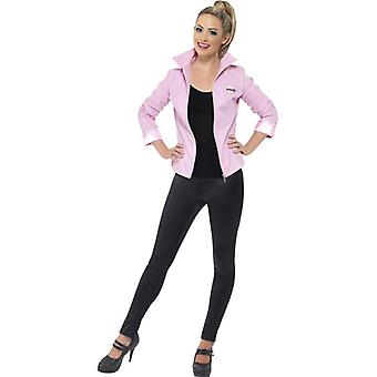 Smiffy's Grease Deluxe Pink Ladies Jacket